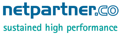 netpartner.co | sustained high performance Retina Logo